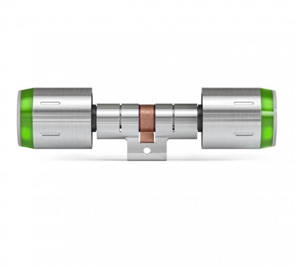 DOM Tapkey Pro V2 Doppelzylinder 2 seitig lesend | CH Profil